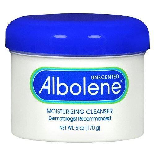 - Albolene Cleansing Concentrate Albolene Moisturizing Cleanser, Unscented 6 oz (170 g)