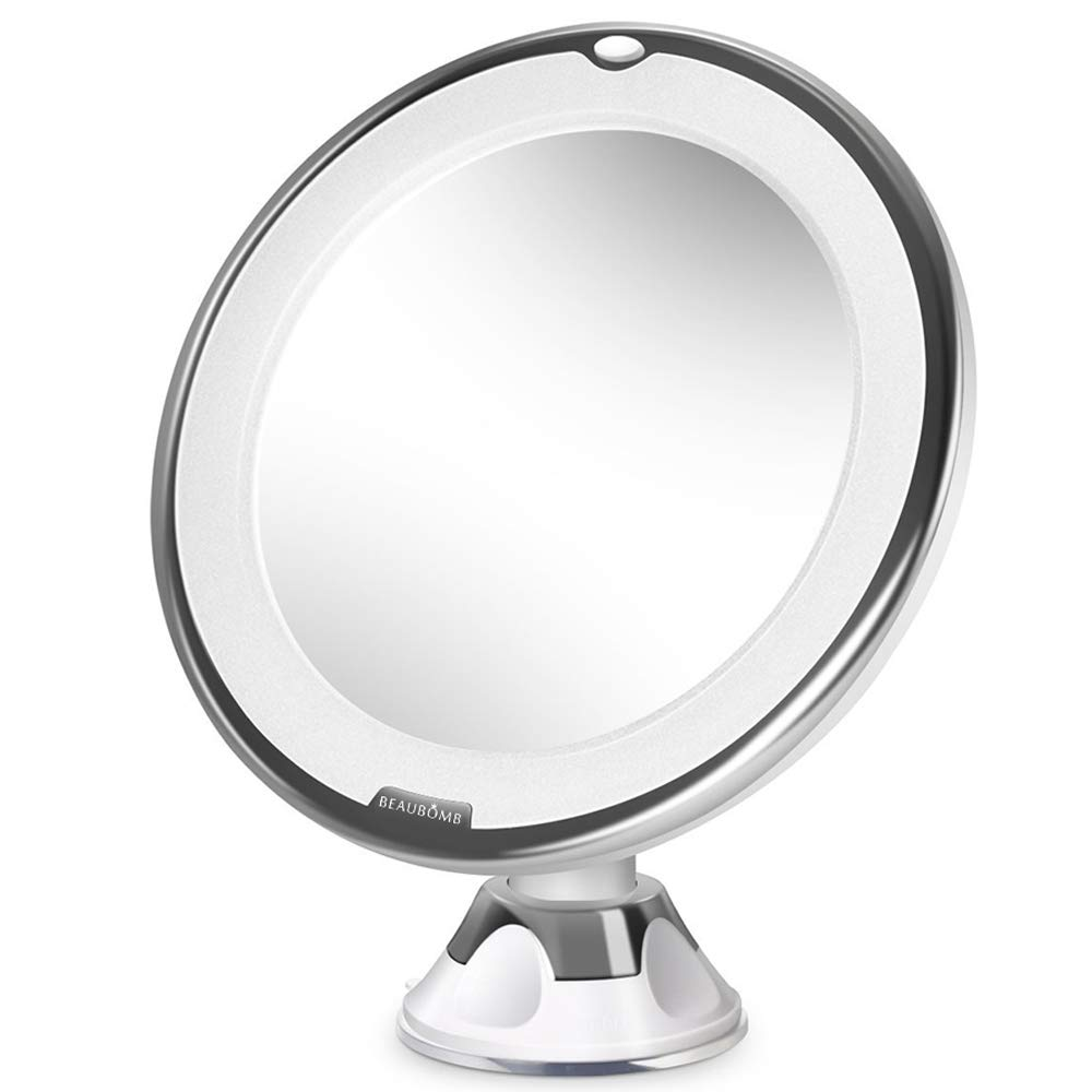 Portable Makeup Mirror With Lights Makeup Vidalondon