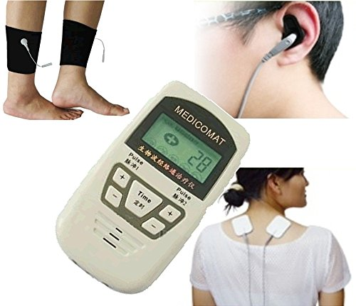 Ankle Pain Relief Medicomat-10SO Ankle Injury Swollen Foot Pain Treatment Support Arthritis Tendonitis by Medicomat
