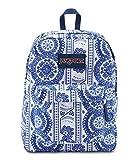 JanSport JS00T5010L0 Superbreak Backpack, (White Swedish Lace)