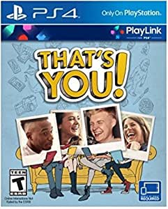 That's You for PlayStation 4