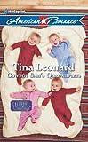 Cowboy Sam's Quadruplets, Tina Leonard, 0373753977