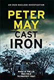 """""""Cast Iron (An Enzo Macleod Investigation Book 6)"""" av Peter May"""
