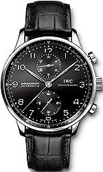 IWC Portuguese Men's Chronograph Automatic Watch - 3714-47