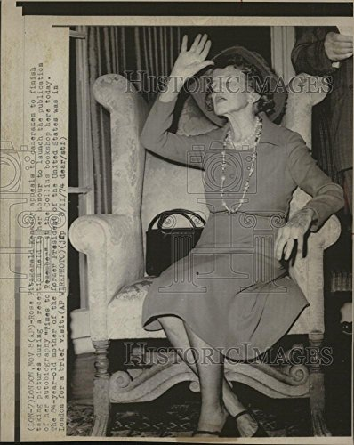 Vintage Photos 1974 Press Photo Rose Kennedy Book Times for sale  Delivered anywhere in USA