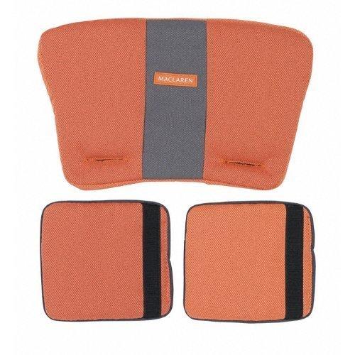 Maclaren Techno XT Comfort Pack - Flame Orange by Maclaren - Maclaren Techno Comfort Pack