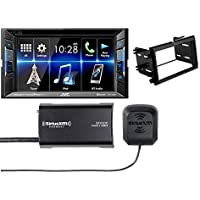 2005-2015 FORD F250/350/450/550 TOUCHSCREEN CD DVD USB AUX BLUETOOTH CAR Stereo With SiriusXM SXV300v1 Connect Vehicle Tuner Kit for Satellite Radio