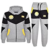 A2Z 4 Kids Kids Tracksuit Boys NYC Deluxe Edition Print Hoodie Bottom Jogging Suit New Age 7 8 9 10 11 12 13 Years