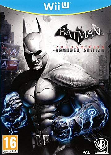 Batman Arkham City Armoured Edition (Nintendo Wii U) ()