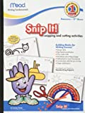 Mead Early Learning Snip It, Stage One, 12 x 9 Inches, 34 Count (54040)