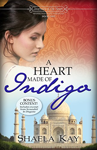 Search : A Heart Made of Indigo (Journeys of the Heart Book 1)