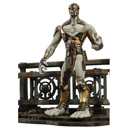 Marvel Select Avengers Movie Chitauri Footsoldier Action Figure by Diamond Select Toys