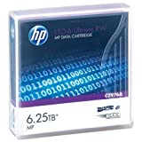 PC Hardware : 10-Pack HPE LTO 6 Ultrium C7976A (2.5/6.25 TB) Data Cartridge