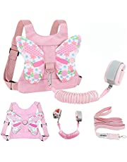 Arnés de seguridad para bebés, arnés de viaje con alas de ángel para niños de 1 a 3 años