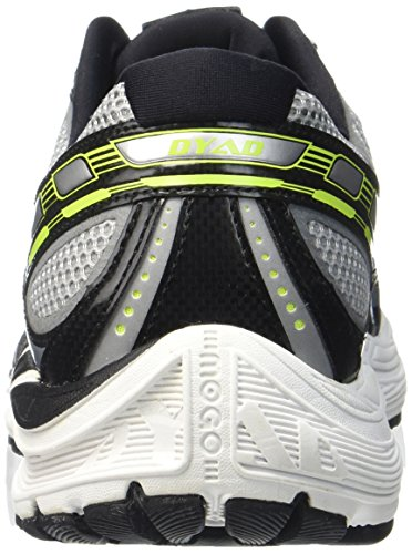 Uomo 8 Rock Nightlife River Corsa da Dyad Multicolore Scarpe Brooks Black q8AX5w