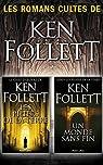 Les Piliers de la terre suivi de Un monde sans fin par Follett