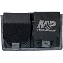 M&P by Smith & Wesson  MP Pro Tac Pistol Magazine Pouch for Tactical Rugged Use with Weather Resistant Material