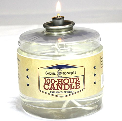Colonial Concepts 100-Hour Candle