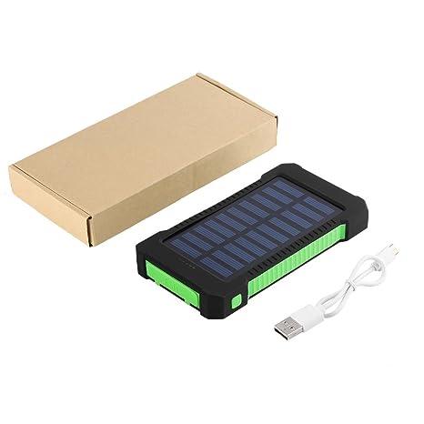 FDBF 300000mAh Doble Puerto USB Impermeable Banco de energía ...