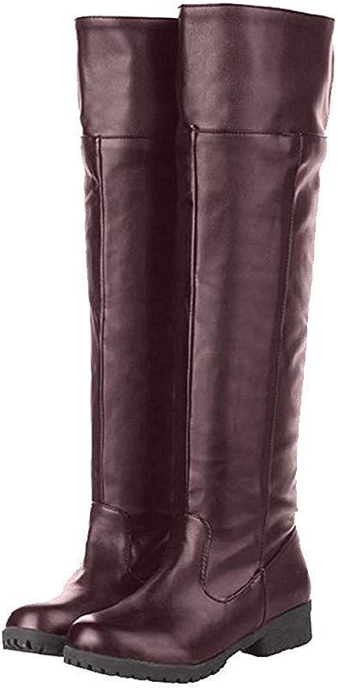 Telacos Attack on Titan Shingeki No Kyojin Cosplay Shoes Boots Brown/Black