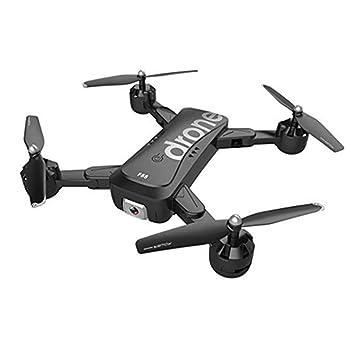 Lukame✯Dron Uav,F88 2.4G Wifi Fpv 4K Hd Cámara Autofoto Dron De ...