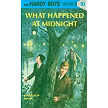 Hardy Boys 10: What Happened at Midnight (The Hardy Boys)