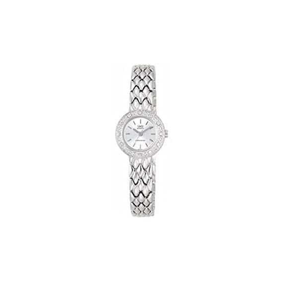 Q&Q Attractive Fashion GF51-201 Reloj de Pulsera para Mujer