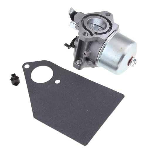 Homyl Repuesto Motor Carburador para Briggs & Stratton Casa de ...