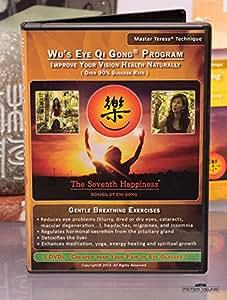 Wu's Eye Qi Gong® 3 Levels English - 3 DVDs