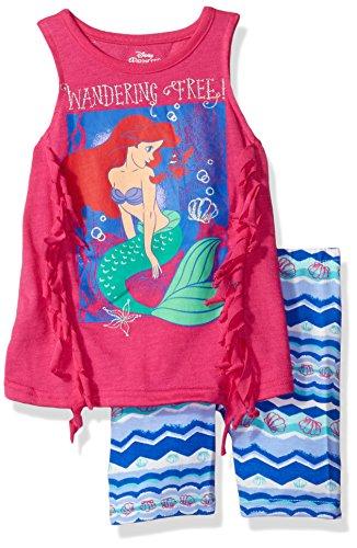 Disney Baby Toddler Girls' 2-Piece Ariel the Little Merma...