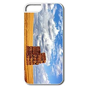 IPhone 5 5S Cases, Field White Cases For IPhone 5/5S