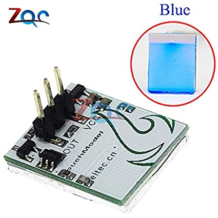 1PCS HTTM Series Capacitive Touch Switch Button Module Green Color