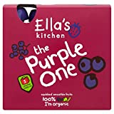 Ella's Kitchen - Smoothies - The Purple One - 5x90g (Case of 6)