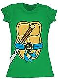 Teenage Mutant Ninja Turtles Juniors Leonardo Costume T-shirt S