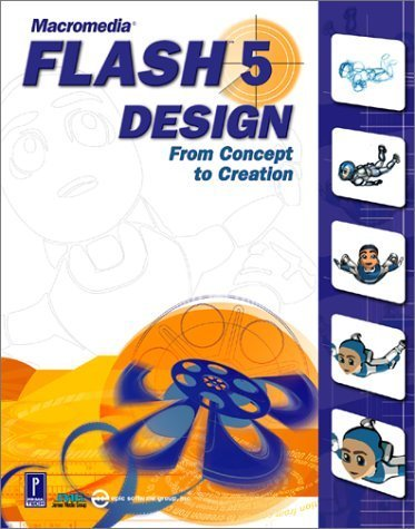 Macromedia Flash 5 Design: From Concept to Creation (With CD-Rom) (Miscellaneous) 1st edition by Software, Epic; Group, Jamsa Media published by Course Technology PTR Paperback