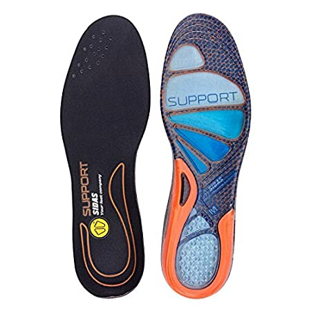 Sidas Cushioning Gel Support - Semelle Gel avec Support Talon