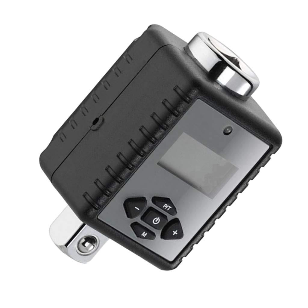 Fenteer Cl/é Dynamom/étrique Adaptateur de Couple Num/érique Lecteur 1//2-0.3-30Nm