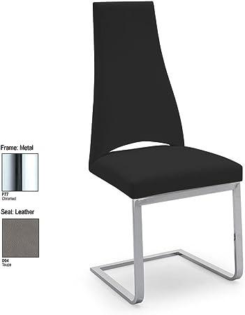 Calligaris – Chaise de Table de Juliette CS1380 lh en métal