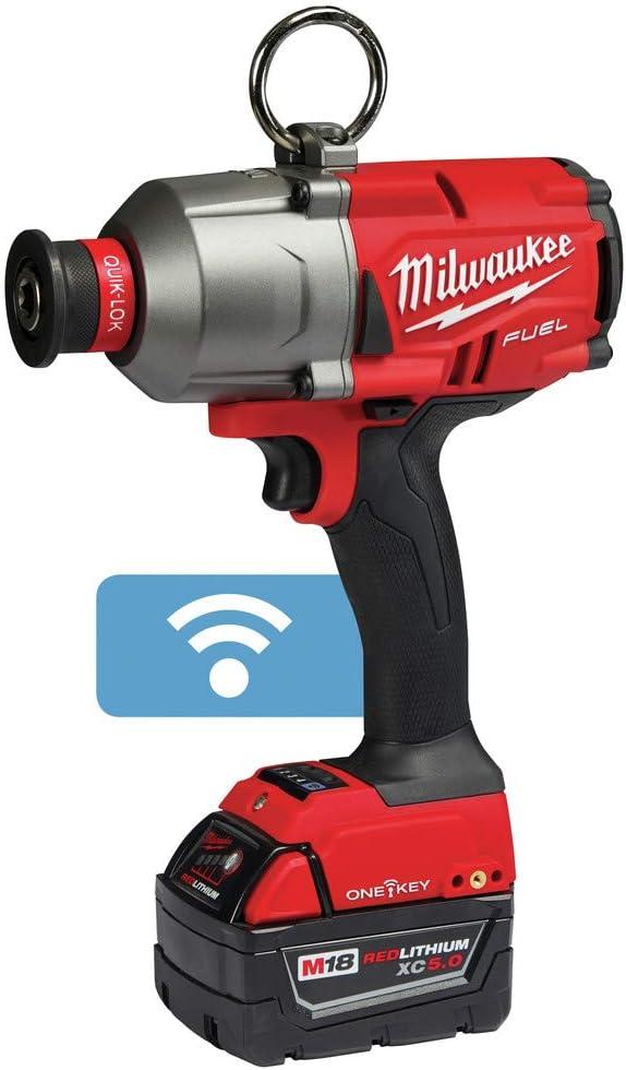 7//16 Hex Utility Hight Torque Impact Wrench w//One-Key Kit