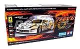RCECHO® Tamiya EP RC Car 1/10 FERRARI 458 CHALLENGE Drift Spec TT02D with ESC 93042 with RCECHO® Full Version Apps Edition