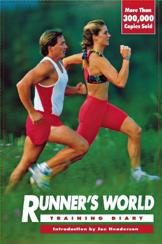 Runner's World Training Diary[RUNNERS WORLD TRAINING DIARY][Spiral] (Diary Runners World Training)