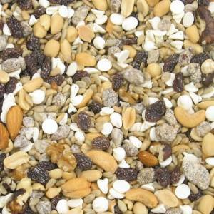 Yogurt Trail Mix - 5 lb. Bulk Zip Lock Pouch Bag by Treasured Harvest (Image #1)'