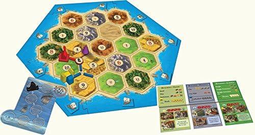 Mayfair Games - Juego de Tablero, 4 Jugadores (29877030651) (versión en inglés): Amazon.es: Juguetes y juegos