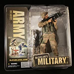 Amazon.com: ARMY INFANTRY McFarlane's Military REDEPLOYED ...