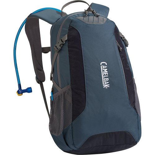 Camelbak Cloud Walker Hydration Pack (70-Ounce/1257 Cubic-Inch, Orion Blue/Dark Navy), Outdoor Stuffs