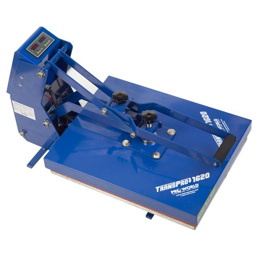 TransPro Heat Press 16'' X 20'' by TransPro