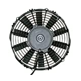Spal 30101504 12'' Straight Blade Low Profile Fan