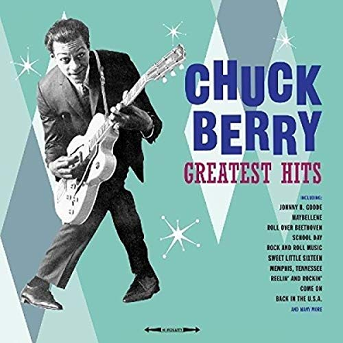 Chuck Berry Greatest Hits (Chuck Berry Best Of)