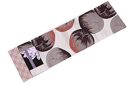 隣接する達成する無臭半幅帯 半巾帯 レディース 浴衣帯 京紫織