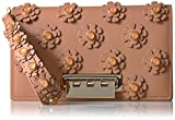 Image of ZAC Zac Posen EARTHETTE LARGE CLUTCH GINGER